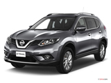 2017 NISSAN XTRAIL ADVANCE 3 FILAS