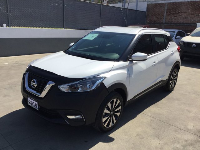 nissan kicks 2018 seminuevo usado en venta en michoac n. Black Bedroom Furniture Sets. Home Design Ideas